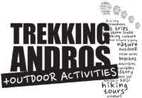 Trekking Andros Outdoor Activities