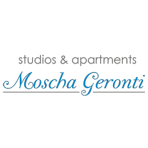 Moscha Geronti studios and apartments logo