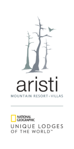 logo of Aristi mountain resort